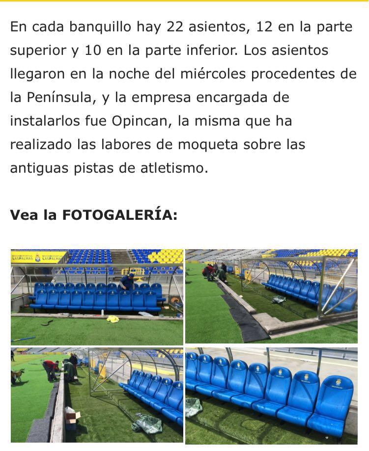 Opincan - GRADAS DEL ESTADIO DE GRAN CANARIA 09