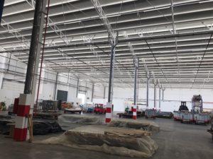 Reforma terminal de carga aeropuerto de Gran Canaria