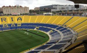 Estadio Insular UD Las Palmas
