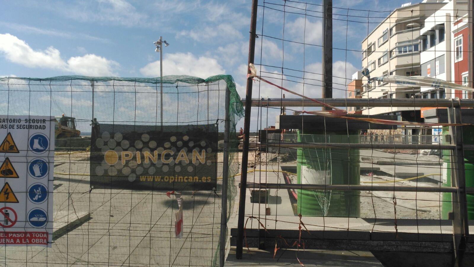 Adjudicación de rehabilitación a Opincan