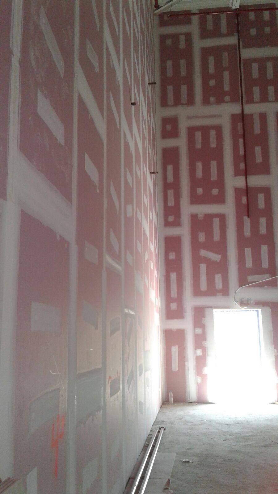 Opincan - Salas de cine Yelmo en el Centro Comercial Alisios - Obras 14