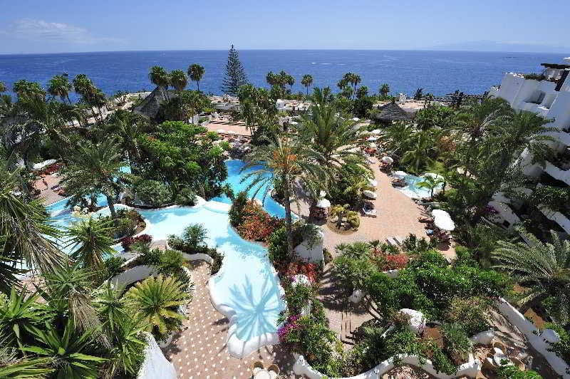 Reforma de las zonas comunes del Hotel Jardín Tropical