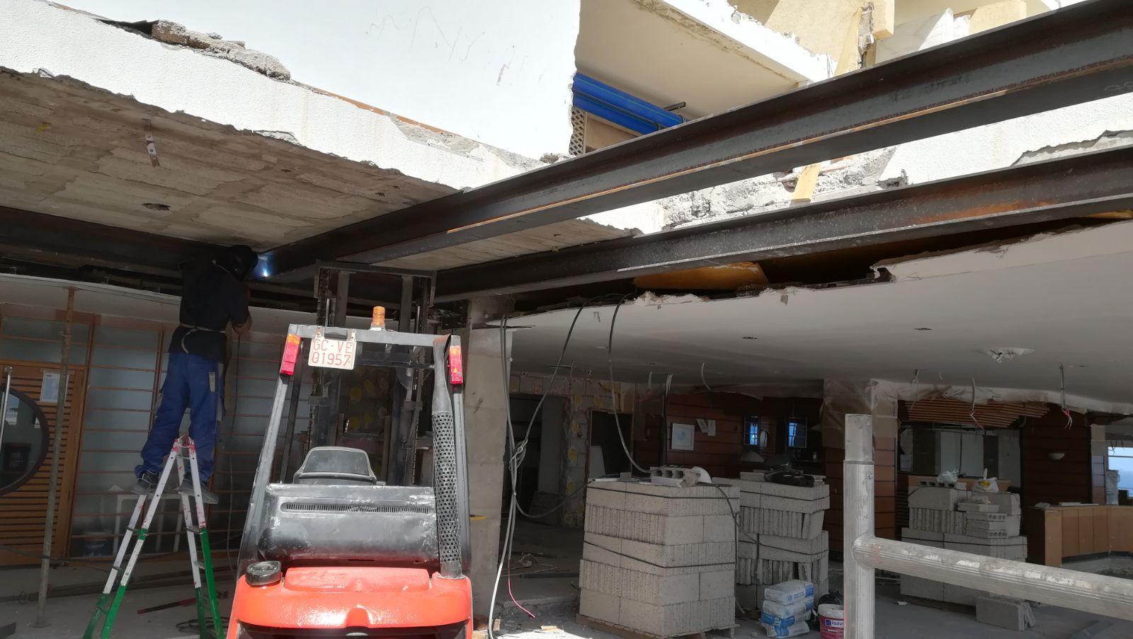 Opincan- HOTEL SBH MAXORATA RESORT - Obras 03