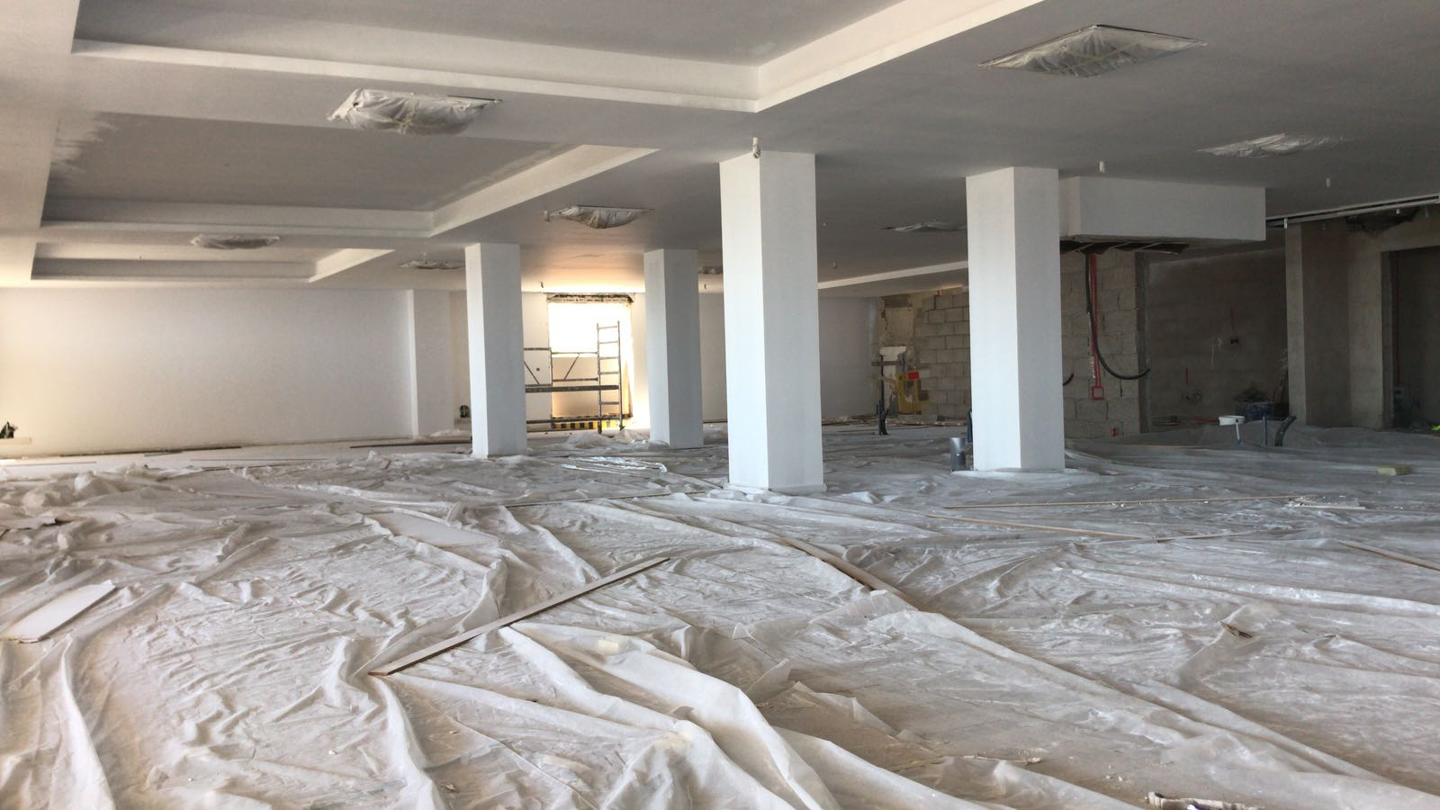 Opincan- HOTEL SBH MAXORATA RESORT - Obras 10