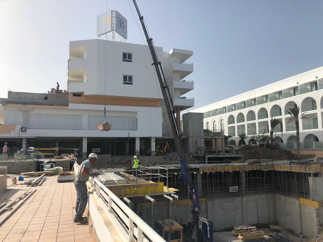 Opincan - HOTEL SBH MAXORATA RESORT - Obras 2