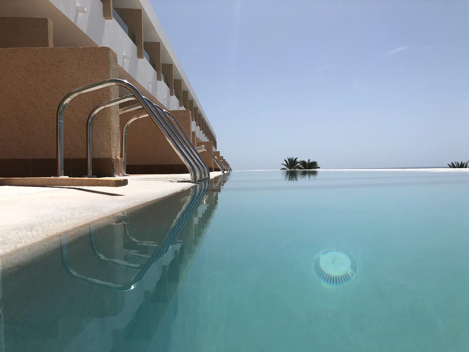 Opincan - HOTEL SBH MAXORATA RESORT - Obras piscina 01