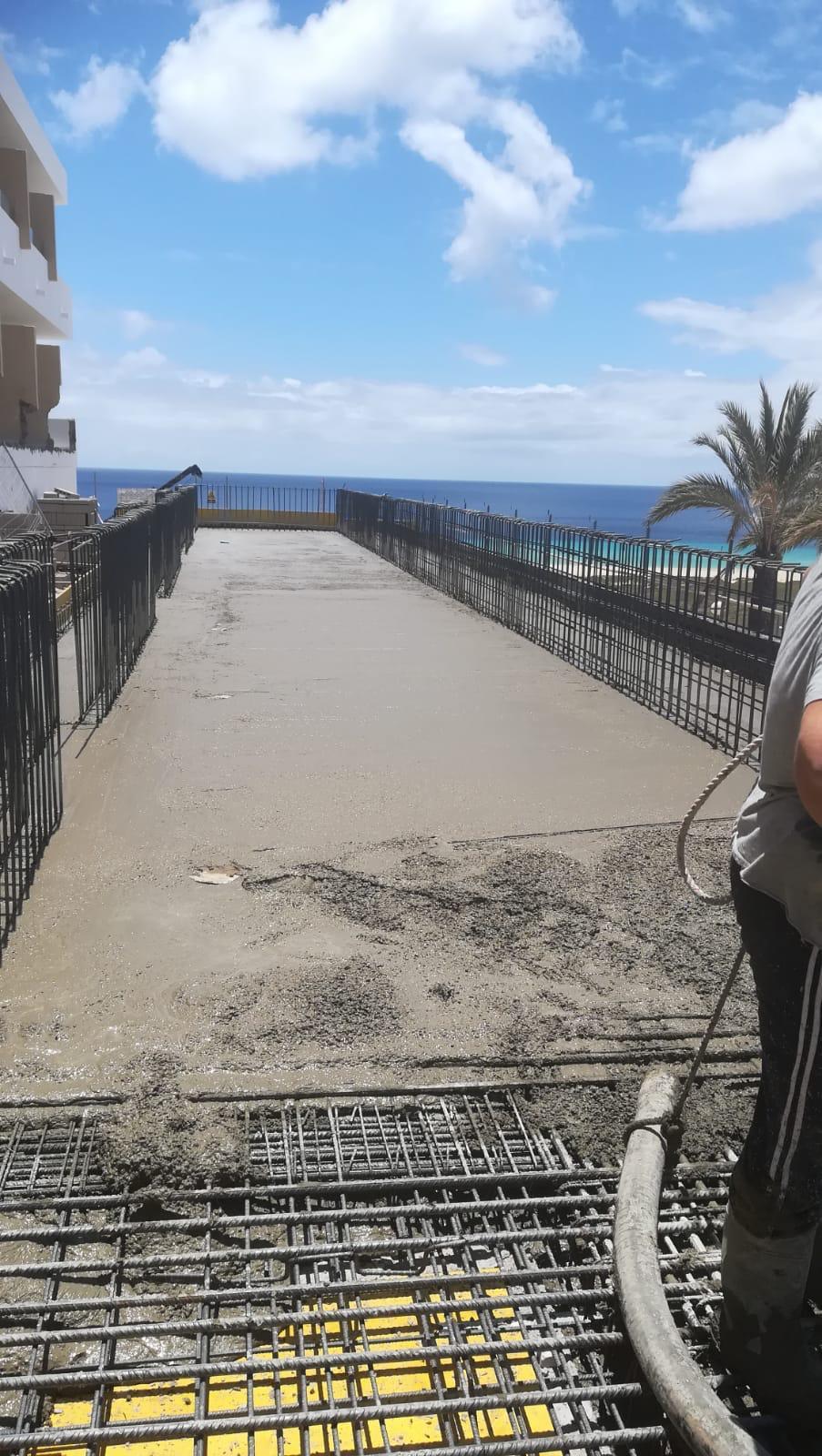 Opincan - HOTEL SBH MAXORATA RESORT - Obras piscina 04