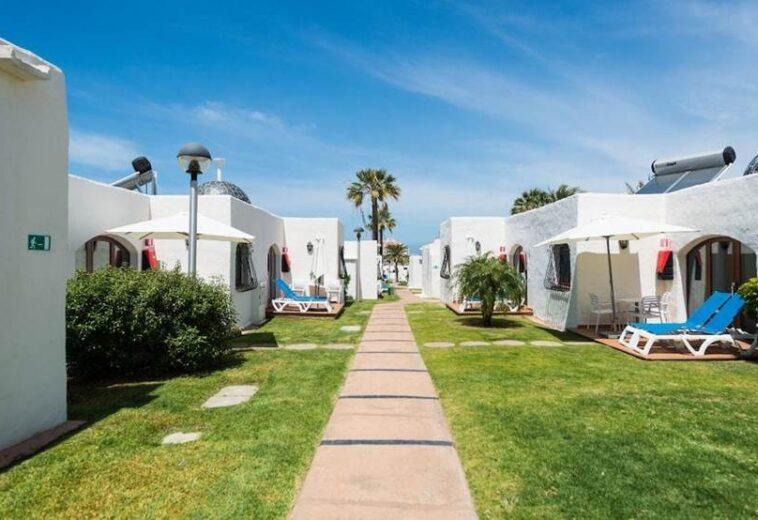 Reforma de bungalows y zonas comunes HD Parque Cristóbal, en Tenerife.