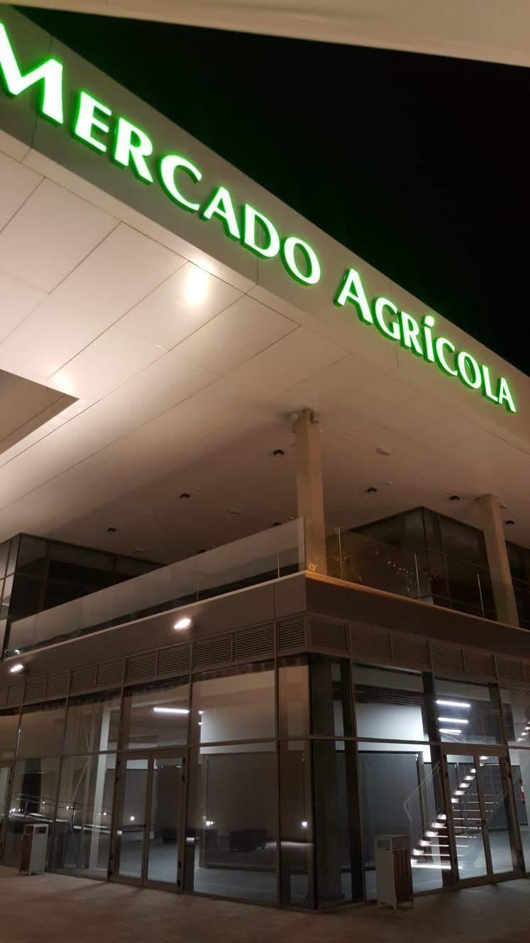 Mercado agrícola de Guía
