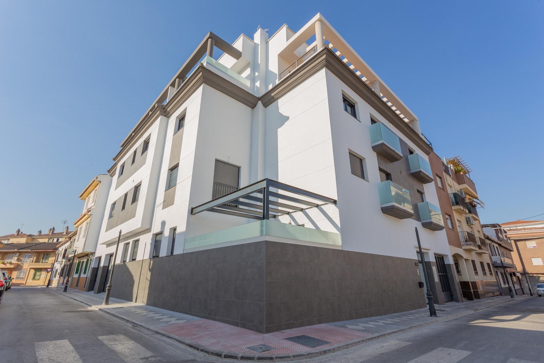 Promoción 9 viviendas en Maracena
