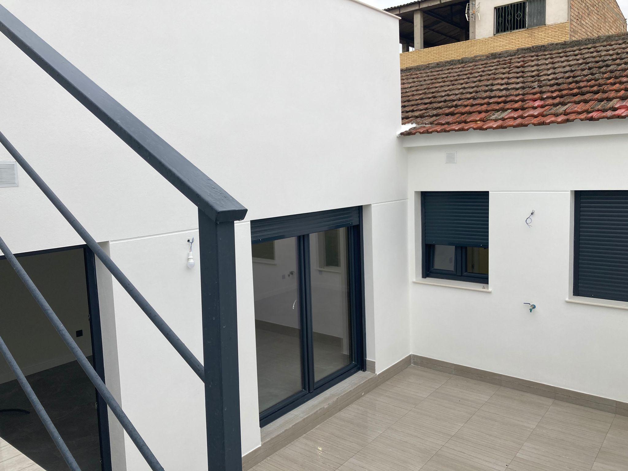 Reforma vivienda unifamiliar en calle Azorín. Maracena Granada