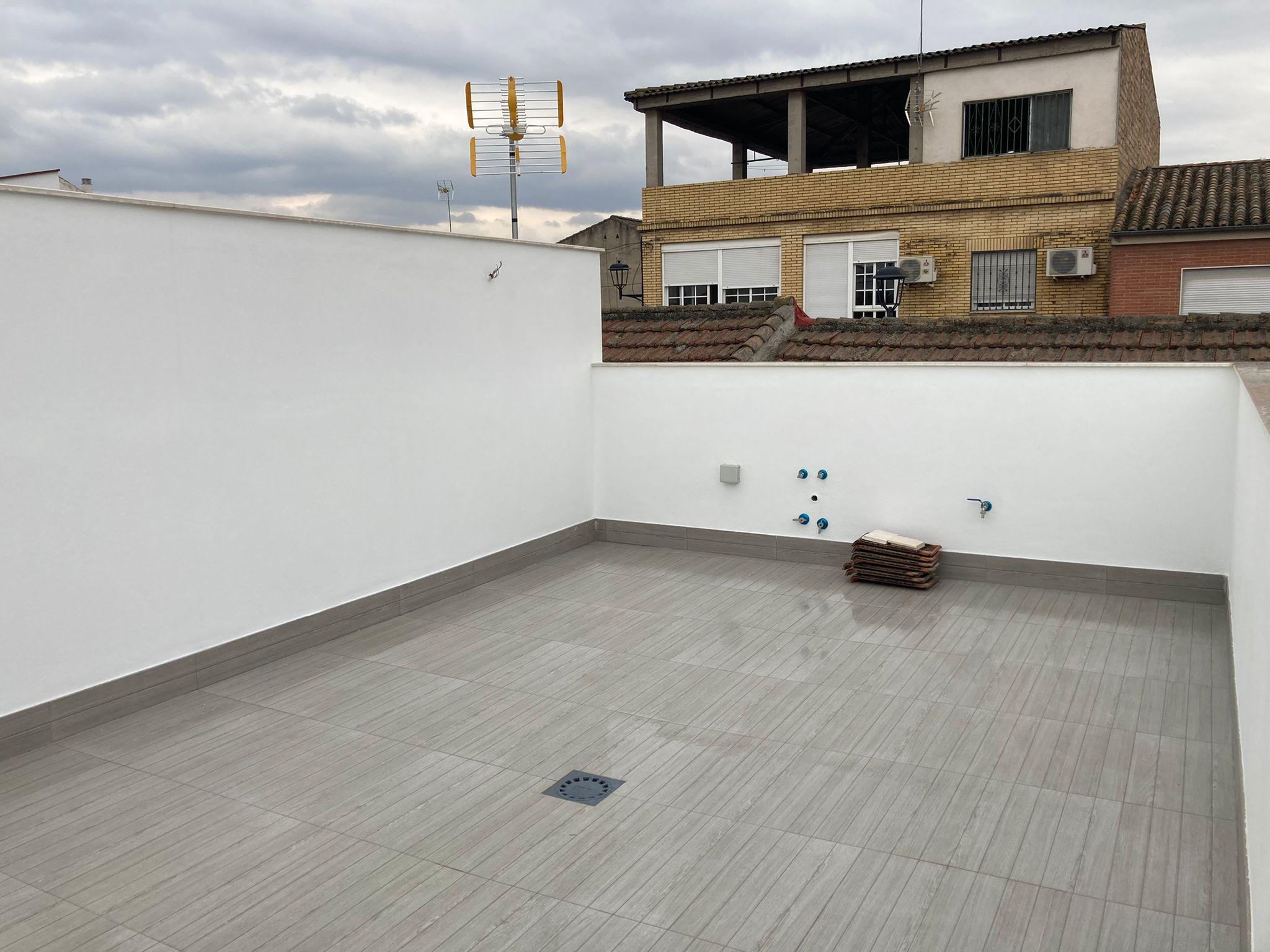 Opincan - Reforma vivienda unifamiliar en calle Azorín. Maracena Granada